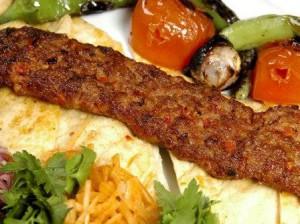 Адана кебаб-турецкая кухня