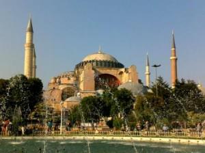 Мечеть Айя Софья