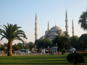 Мечеть Султанахмет (Голубая мечеть)