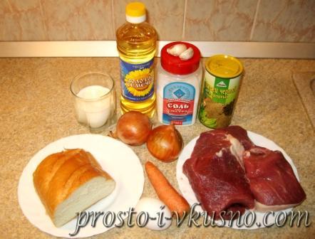вкусные котлеты из фарша свинины рецепт с фото