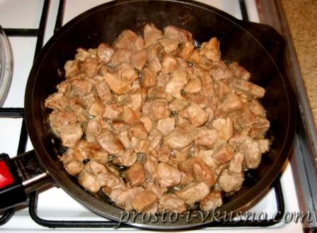 Мясо почти готово
