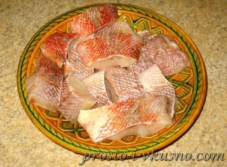 Запеканка из рыбы с овощами 03