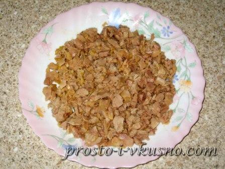 рецепт китайского блюда с курицей