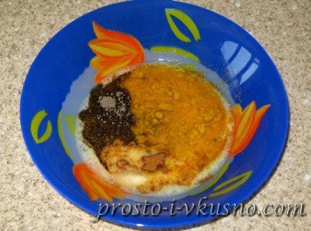 Куриные тефтели в сливочном соусе духовке