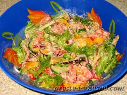 Готовый салат Глехурад