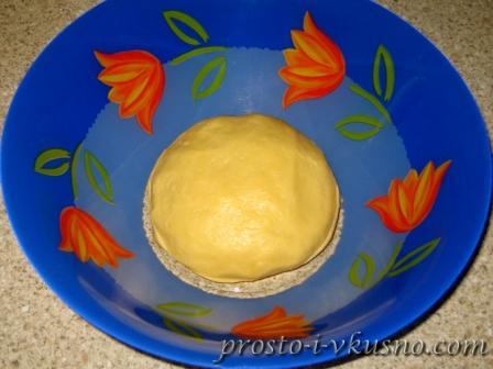 как приготовить пирог с яблоками с песочным тестом