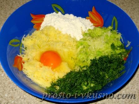 кабачковые оладьи без муки в духовке рецепт