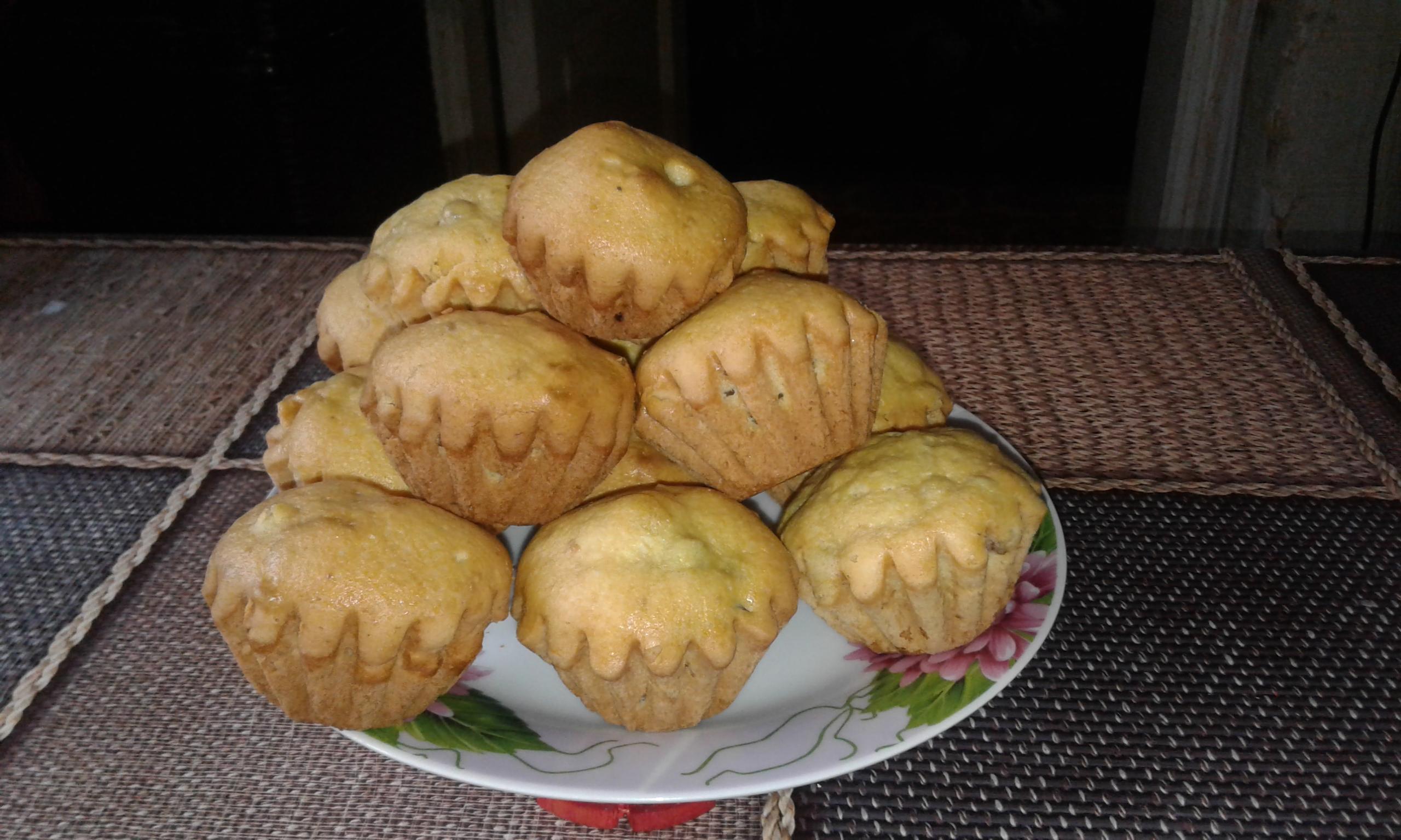 Кексики рецепт с пошаговым фото