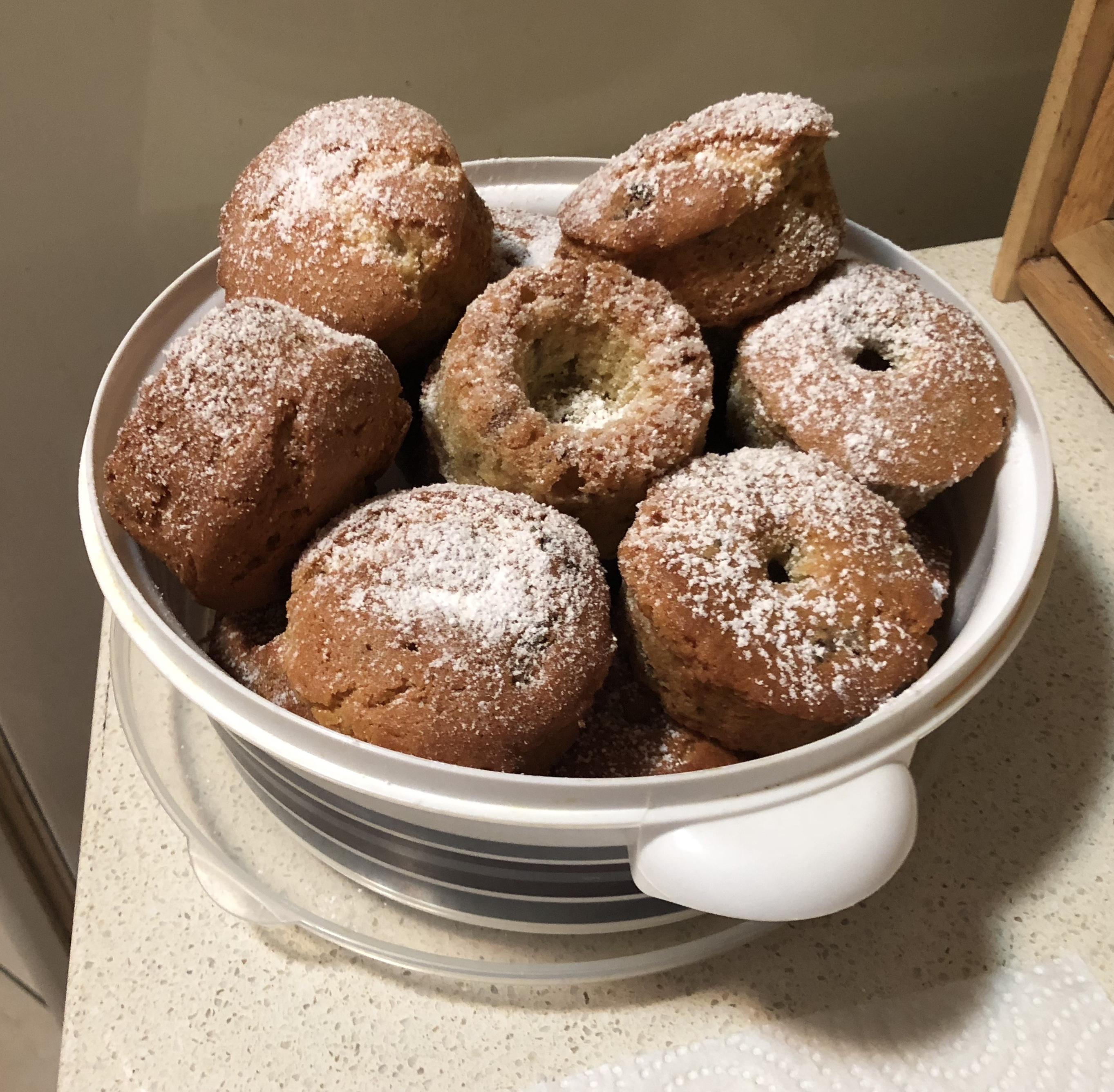 Кексы в формах пошаговый рецепт