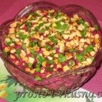 Свекольный салат 1