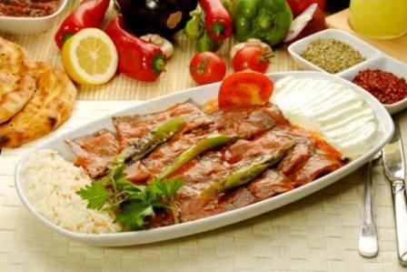 Турецкая кухня. Искендер