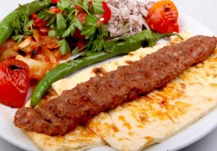Турецкая кухня. Адана кебаб