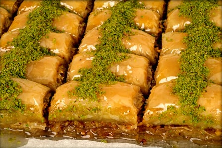 Турецкая кухня. Баклава