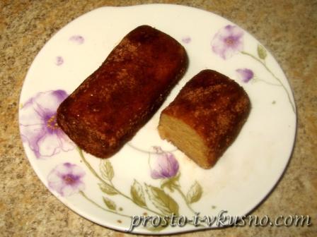 Готовое пирожное