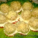 Закусочные шарики из печени трески 01