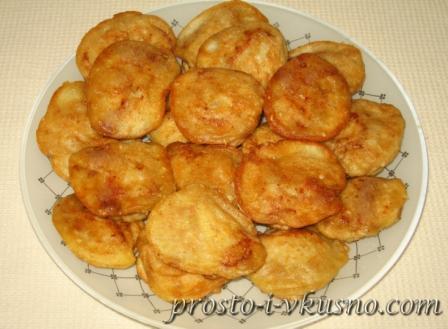 Куриное филе в кляре - Кулинарные рецепты блюд с фото