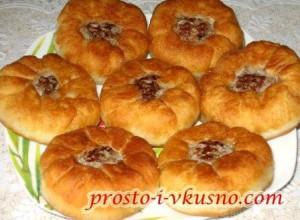 Дрожжевого теста в хлебопечке для беляшей