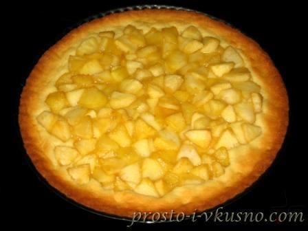 Пирог вишневый на сметане рецепт с 53