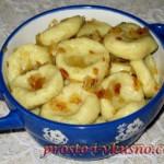 14 Ленивые вареники с картошкой и жареным луком