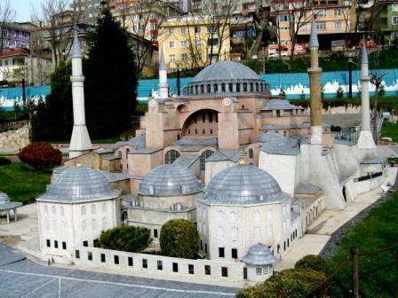 Мечеть Айя-Софья