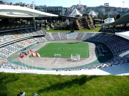 Олимпийский стадион Ататюрка в Стамбуле