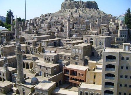 Старый город Мардин
