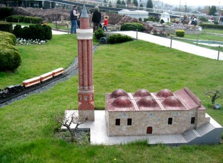 Мечеть в Анталье 13 век