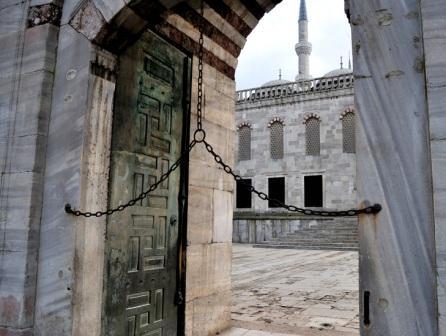 Вход для султана