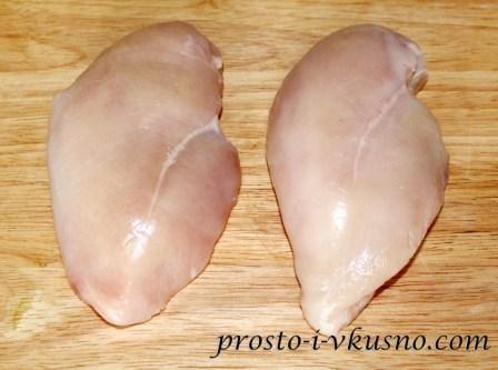 куриная грудка в соевом соусе в духовке рецепт с фото