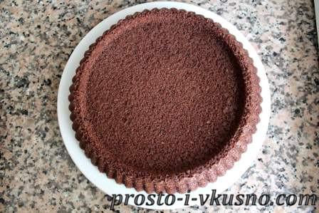 Остывший кекс вынимаем из формы