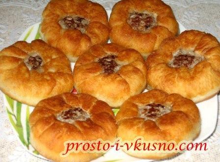 Дрожжевое тесто для беляшей в хлебопечке