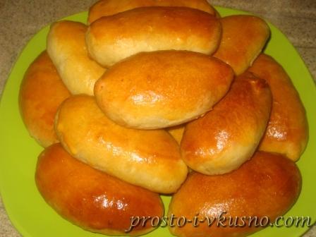 Рецепт дрожжевого теста для пирожков в хлебопечке 01