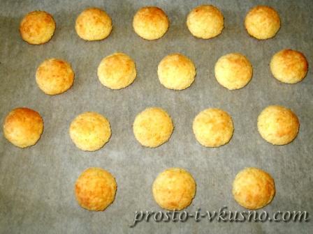 Готовое печенье