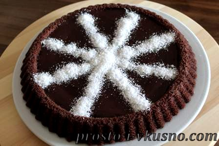 Готовый шоколадный кекс